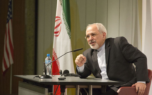 Zarif: US, UK renegade on JCPOA discredits principle of settlement of disputes