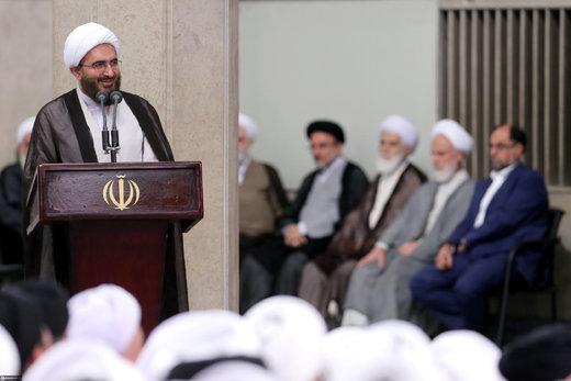 دیدار ائمه جمعه سراسر کشور با رهبر معظم انقلاب اسلامی