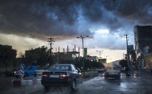 احتمال جاری شدن سیل در برخی مناطق ایران