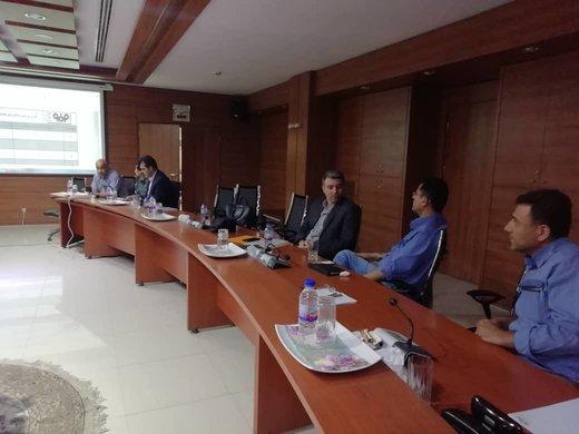نشست مشترک صنعتی برای تولید انبوه ورق