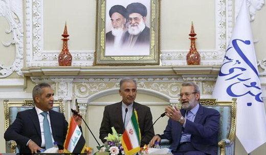 پاسخ لاریجانی به ادعای آمریکا در به صفر رساندن فروش نفت ایران