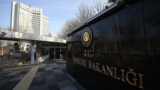 ترکیه به تصمیم تازه اتحادیه اروپا واکنش نشان داد