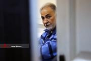 تصاویر | محمدعلی نجفی در دومین دادگاه قتل میترا استاد