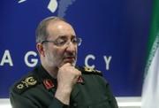 واکنش سردار جزایری به انتشار تصاویر یگانهای سایبری منافقین