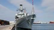 یک رزمناو دیگر انگلیسی به خلیج فارس اعزام شد
