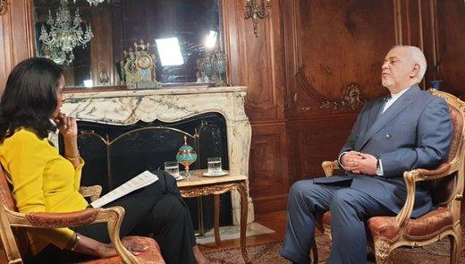 ظريف : الخطاب الجميل حول الاتفاق النووي لايوفر مصالح ايران