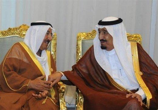 توهین دومینویی سعودیها به کویت ادامه دارد/ عکس