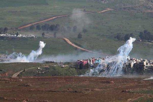شنیده شدن صدای انفجار و تیراندازی در مرز لبنان و فلسطین اشغالی