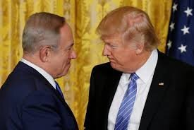 نتانیاهو با بندهایی از معامله قرن مخالفت کرد!