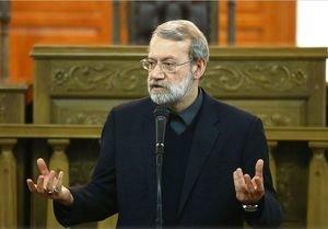 لاریجانی: رهبر انقلاب و دولت ایران مایلند روابط ایران و چین گسترده باشد