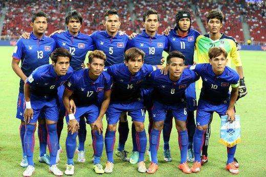 سرمربی کامبوج در مورد بازی با ایران چه گفت؟