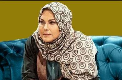 حضور مهرانه مهین ترابی در بزرگداشت فردوس کاویانی/ عکس