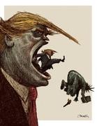 اینم اُردنگی جدید ترامپ!