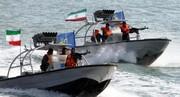فیلم | توقیف یک کشتی خارجی حامل یک میلیون لیتر سوخت قاچاق توسط سپاه