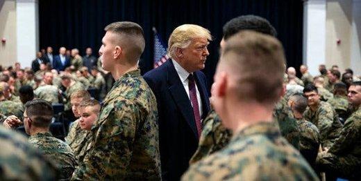 آمریکا تعدادی نیروی نظامی در عربستان مستقر میکند