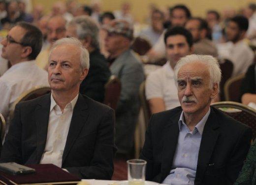 نکوداشت تهامینژاد و مختاری، ستونهای سینمای مستند برگزار شد