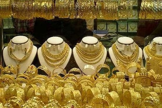 طلا به گرمی۳۷۳ هزار تومان رسید