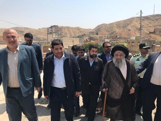 خبر خوب برای زلزلهزدههای مسجد سلیمان