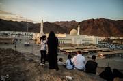 تصاویر | «زیارت دوره» زائران ایرانی در مدینه منوره