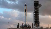ببینید | موفقیت جدید ایلان ماسک در پرتاب فضاپیما