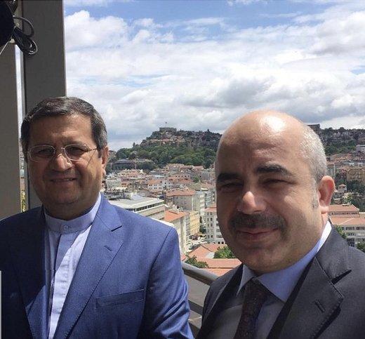 اولین گزارش همتی از رایزنی با مقامات ترکیه