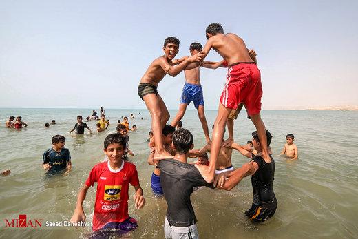 جشن نوروز صیاد در قشم