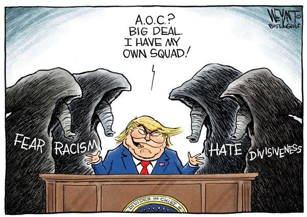 با تیم ترامپ در انتخابات 2020 آشنا شوید!