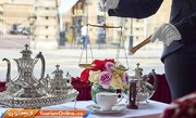 تصاویر | یک قوری چای سفارش دهید تا جیبتان خالی شود!