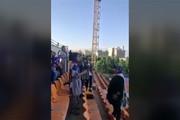 فیلم | دختران استقلالی بالاخره وارد ورزشگاه شدند!