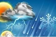 بارش برف و کاهش دما از روز جمعه در آذربایجان شرقی