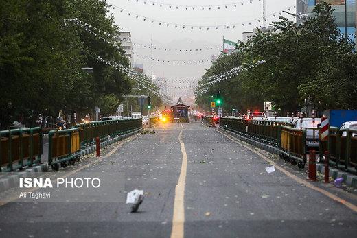 هوای پایتخت در آستانه شرایط ناسالم