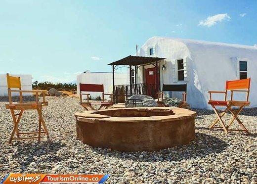 اقامت در مون کمپ در جاشوا تری کالیفرنیا- آمریکا- شبی ۱۱ دلار!