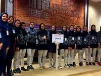 درخشش بانوان کردستانی در رقابتهای وزنهبرداری قهرمانی کشور