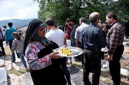۲۶ عَیدِماه، جشن مُردگان؛ آئینی مانا از نیاکان در مازندران