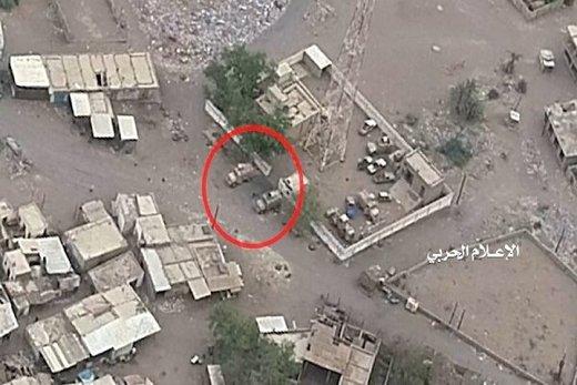 پایگاه «ملک خالد» هدف حمله قرار گرفت