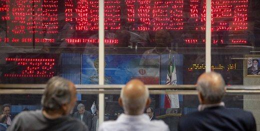 مستوى غير مسبوق .. مؤشر بورصة طهران يقفز 9 الاف نقطة