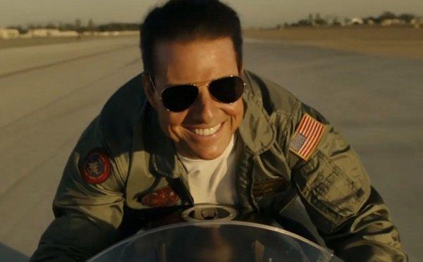 نخستین تصویر تام کروز در فیلم «تاپ گان» منتشر شد/////////////////////یکشنبه