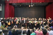 اجرای موفق ارکستر فیلارمونیک تنکابن در نوشهر با استقبال خوب مردم روبهرو شد