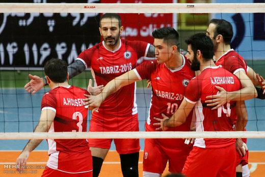کار بزرگ شیربچهای ایران در مسابقات قهرمانی والیبال جوانان