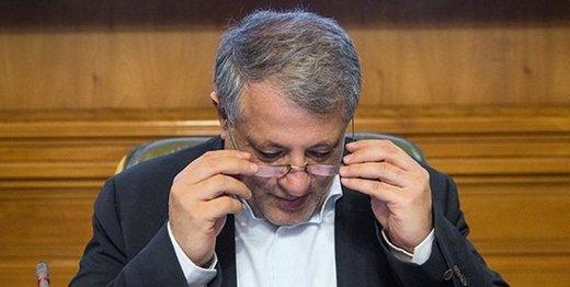 محسن هاشمی: بنویسید روحانی را دوست داریم، میرویم ببینیمش