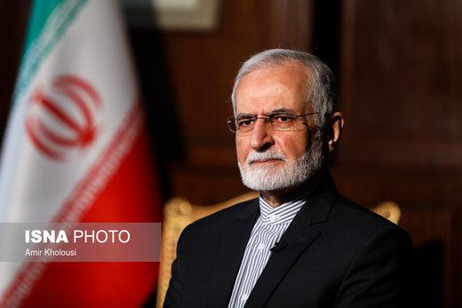 خرازي: الحظر على ظريف أظهر ان دعوات اميركا للتفاوض هي مجرد خدعة