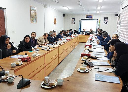 دومین نشست ارزیابی برنامههای مهارتآموزی منطقه یک کشور در سمنان برگزار شد