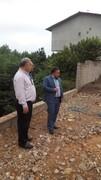 پروژه اجرای زیرسازی، رفیوژ، جدول کانیوو و اسفالت خیابان اصلی شهر در حال اجراست