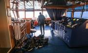 عکس | خدمه کشتی توقیف شده انگلیسی!