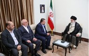 Leader: Palestinian cause to restore rights of Palestinian people