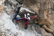 تصاویر | کوهنورد ایرانی مفقودشده در ارتفاعات میامی پیدا شد