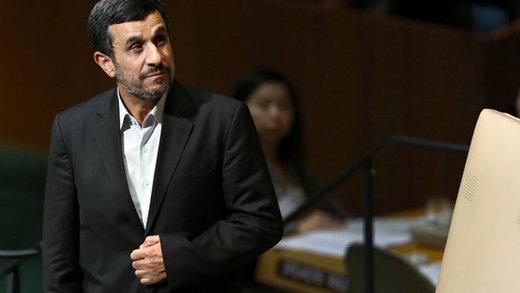 واکنش یک روزنامهنگار به تبریک تولد مایکل جکسون توسط احمدینژاد