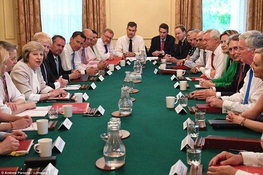 استیصال کابینه لندن درباره توقیف نفتکش از سوی ایران