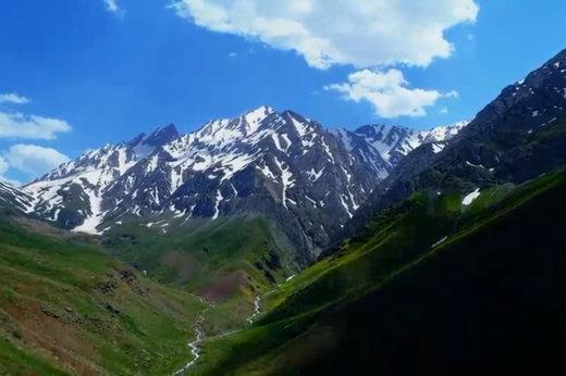 فیلم   تصاویری فوقالعاده زیبا از طبیعت ایران که هرگز آن را ندیدهاید!