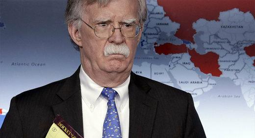 واکنش بولتون به آزمایش موشکی کره شمالی